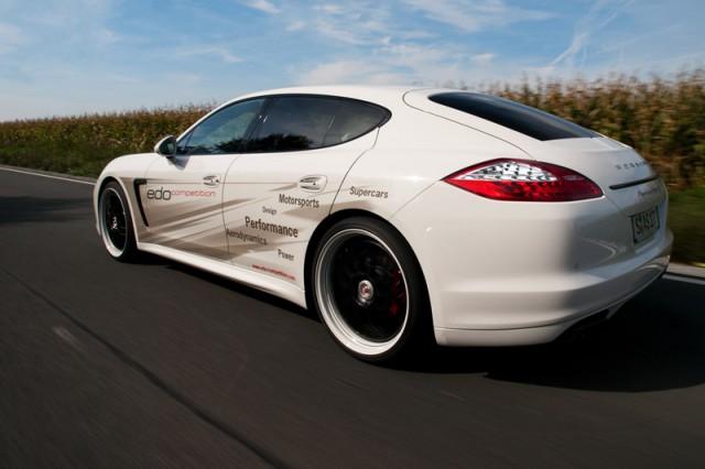 Porsche Panamera Lease >> Porsche Tuning: Porsche Panamera Turbo S by EDO Tuning
