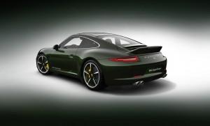 Limited edition Porsche 911