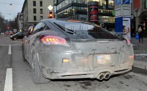 Porsche spy shot