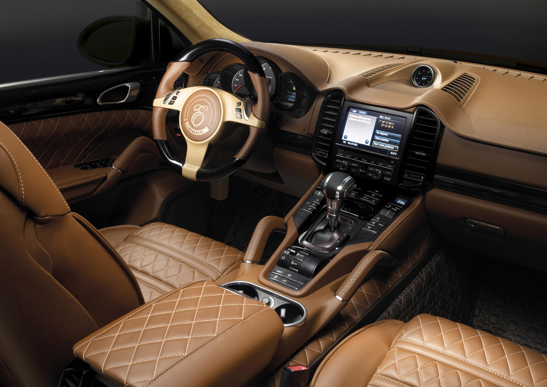 Porsche Tuning Eterniti Artemis Porsche Cayenne Turbo