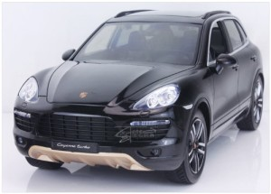 Porsche gift_1:16 Scale Porsche SUV Cayenne Turbo Sport Radio Remote Control Model Car RC