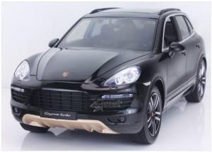 Porsche gift: 1:16 Scale Porsche SUV Cayenne Turbo Sport Radio Remote Control Model Car RC