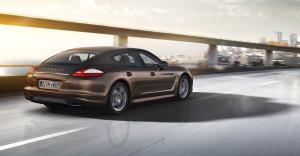 Porsche Panamera 4 Platinum Edition