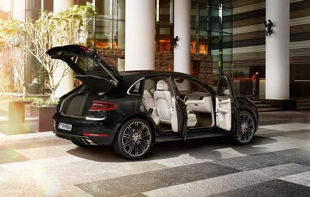 2014 Porsche Macan New Compact SUV_01