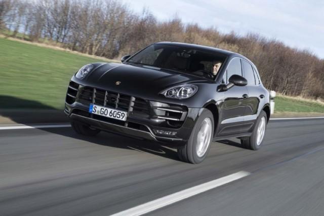 Porsche Macan First Drive